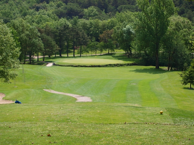 Golf Montanya hole Fourteen