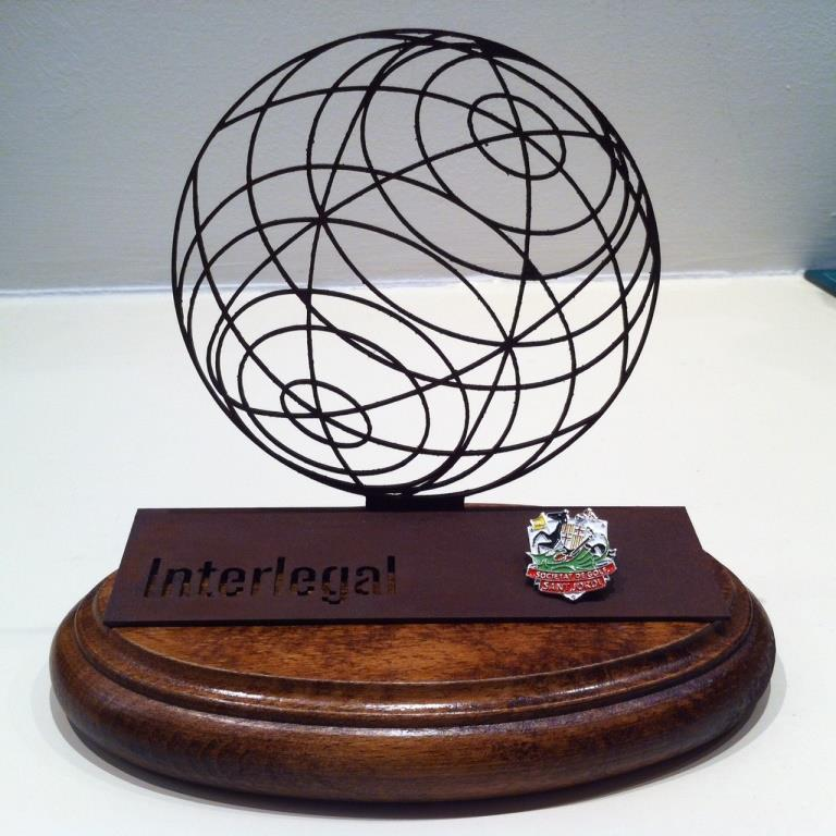 The Sant Jordi Open Golf Championship Trophy B